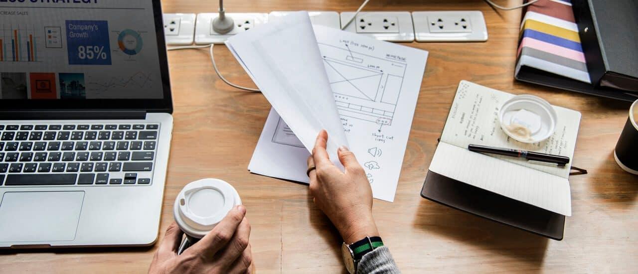 Aktualne trendy w web designie
