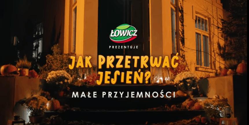 Pan Jesieniarz radzi, jak przetrwać jesień. W roli głównej Mirosław Zbrojewicz