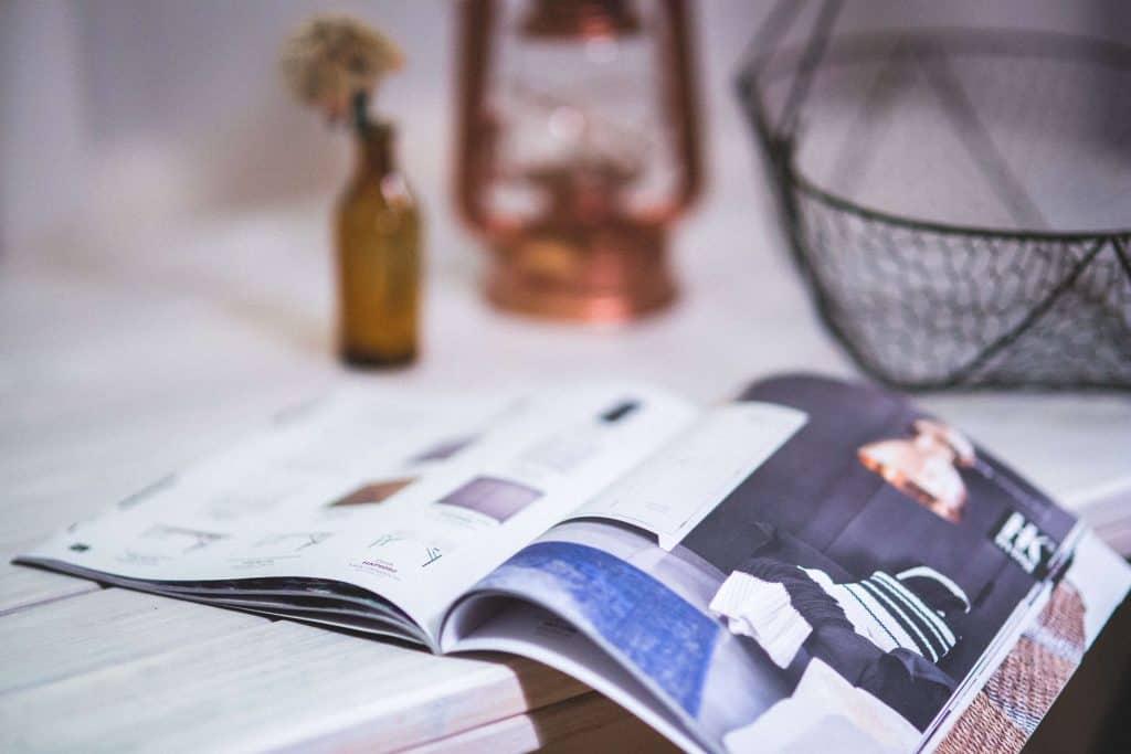 Katalog sklepu z meblami