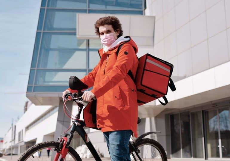 Triki rynku delivery w czasie pandemii