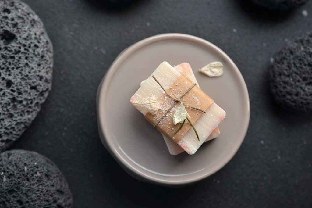 Ręcznie zrobione mydło