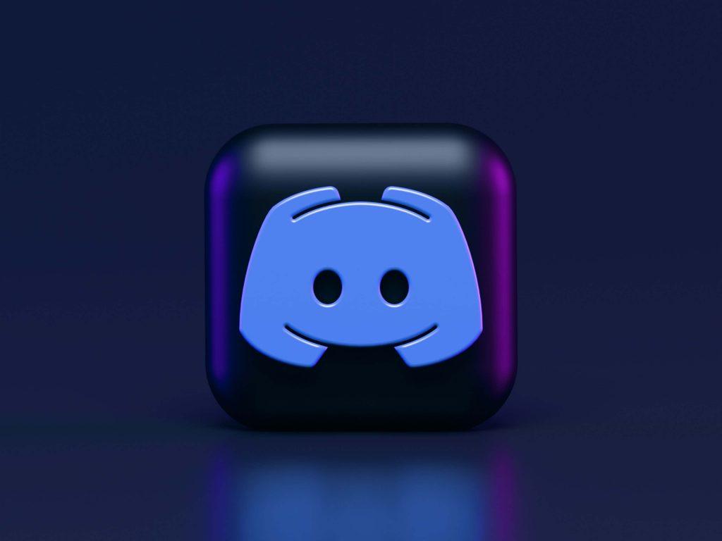 Logo aplikacji Discord