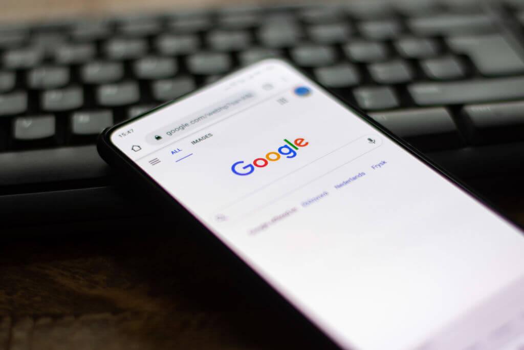 Wyszukiwarka Google w telefonie