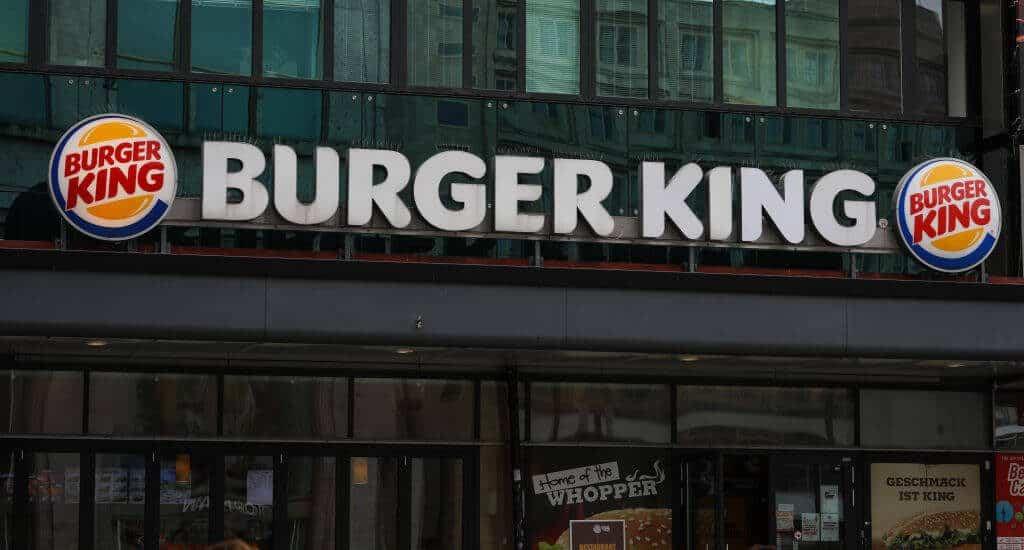 Wege Burger King? Tu nie kupisz hamburgera!
